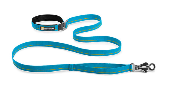 Ruffwear Flat Out Leash Baja Blue